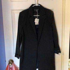 Missguided jacket/long blazer